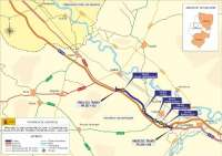 Fomento licita las obras del tramo Figueruelas-Gallur de la autovía A-68
