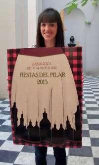 'Farandola', elegido cartel de las Fiestas del Pilar 2015 por votación popular