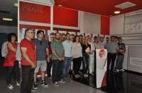 Más de 300 militantes del PSOE-Aragón apoyan el