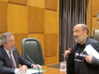 Pleno.- Alonso (IU) reivindica los valores republicanos y recomienda 'carpem diem'