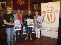 Más de 400 músicos recuerdan en Teruel las melodías de películas Disney