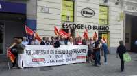 CC.OO. protesta por la posición de ECOS en la negociación del convenio colectivo provincial