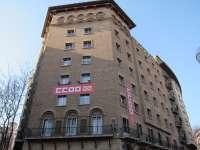 CC.OO., satisfecho por el acuerdo para paralizar la LOMCE en Aragón
