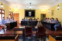 El Ayuntamiento de Tarazona aprueba en pleno la estructura del gobierno municipal