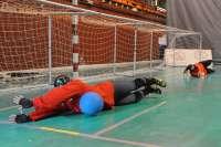 El XXV Campeonato de España de Goalball se celebra este fin de semana
