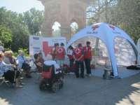 El Tour de Primeros Auxilios recorre la geografía española para enseñar a actuar ante pequeños accidentes