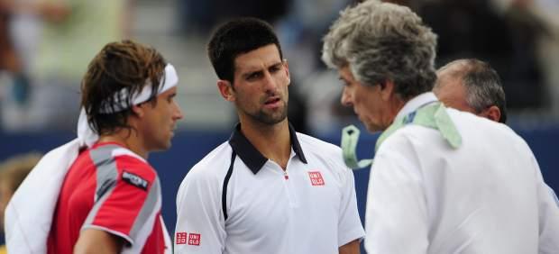 Djokovic - Ferrer