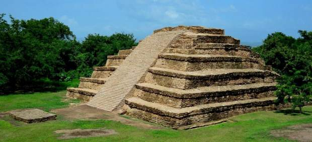 Construcción maya