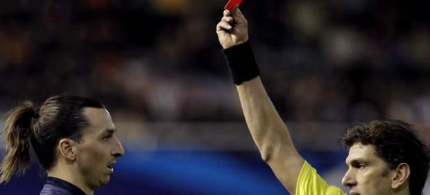 Roja a Ibrahimovic