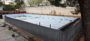 piscina barrio concepción