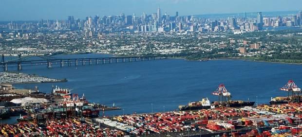 Bahía de Newark, Nueva Jersey