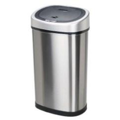 13 Gallon Kitchen Trash Can Kidkraft Deluxe Big & Bright 53100 Nine Stars Dzt-50-9 免触自动感应式垃圾桶,13.2加仑,原价$82.00,现仅售$38.50 ...
