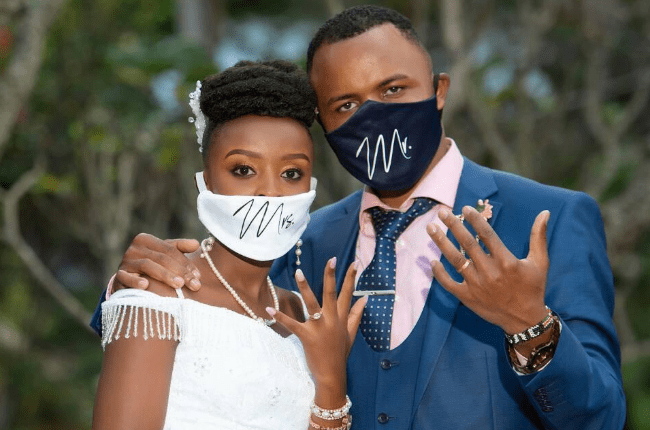 From 2 500 to 15 guests – how this couple scaled down their ...