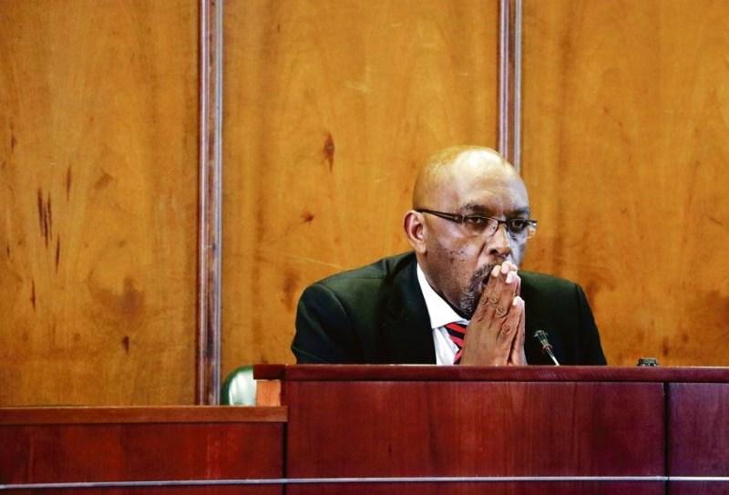 Donderdag: Aangekeer: Vincent Smith, oud-ANC-LP.