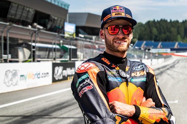 Brad Binder, Red Bull, KTM, Motogp