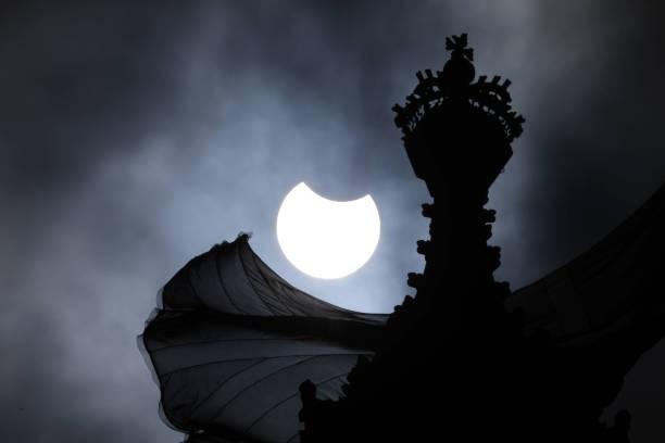 eclipse, solar eclipse