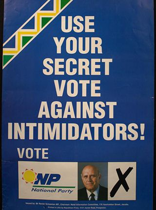 14 election posters that