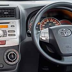 Fitur Grand New Veloz 1.3 All Toyota Kijang Innova V Luxury S Avanza Seriously Now Wheels24 Workhorse Mpv Goes Upmarket The Fascia Instruments And Steering Wheel Controls Are Way More Sophisticated Than Those Of First Generation