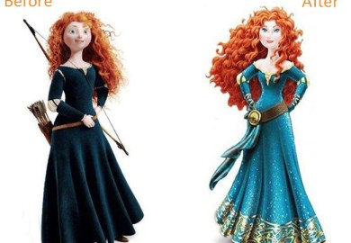 Famous Disney Characters With Red Hair