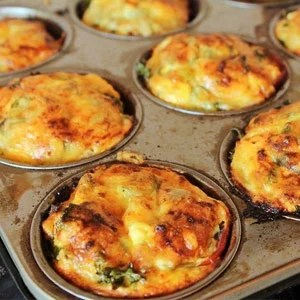 Lowcarb quiche muffins  Food24