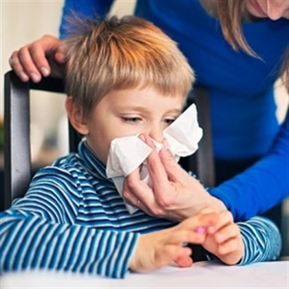 The 5 most common childhood illnesses   Health24