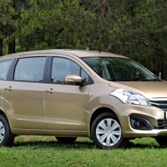 New Ertiga Vs Grand Veloz All Kijang Innova 2.4 G At Diesel Suzuki Receives Mid Life Facelift Wheels24 S People Mover Has Spruced Its Seven Seater Mpv The Midway Through Cycle