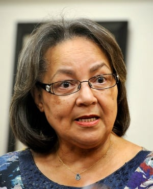 Cape Town Mayor Patricia de Lille (File, Netwerk24)