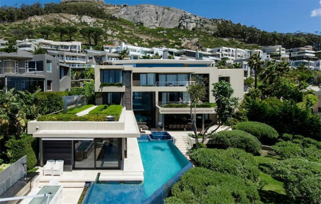 Image result for mansion fresnaye cape town