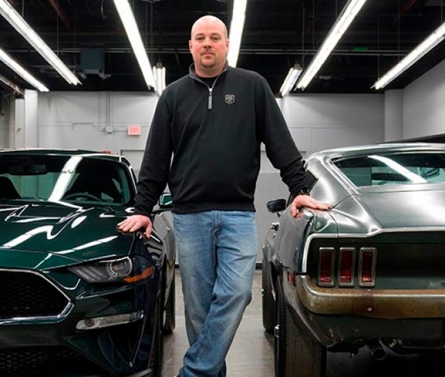 Rolling Back The Years Iconic Bullitt Ford Mustang Gt Driven By Steve Mcqueen Headed For Festival Of Speed Wheels