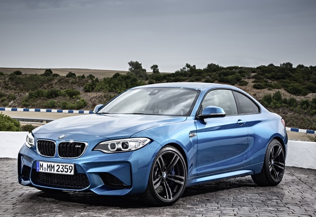 has the bmw m2