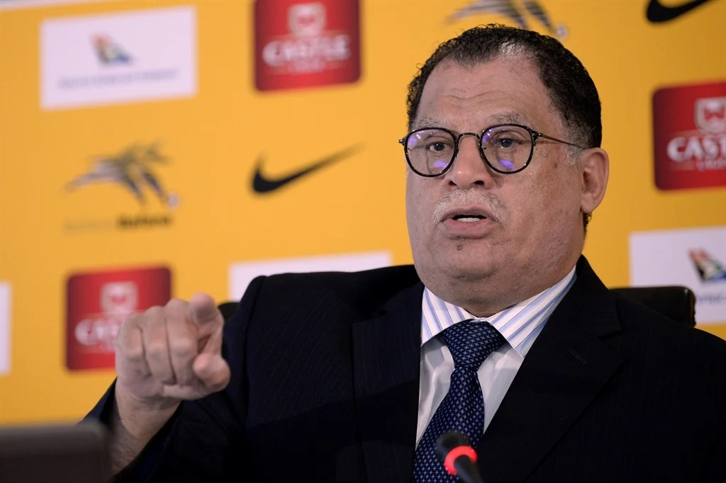 Safa president Danny Jordaan says they can host the Fifa Club World Cup in December, in place of Japan. Photo:Lee Warren/Gallo Images