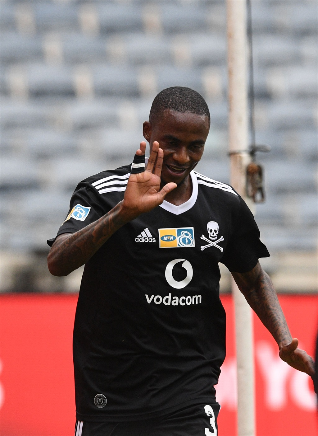 Orlando pirates are winless in their last three matches while maritzburg. I've wanted to win trophies - Lorch