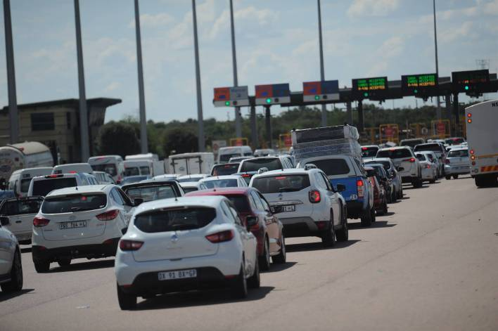 A file image of the Carousel Toll Gate on the N1 to Limpopo.