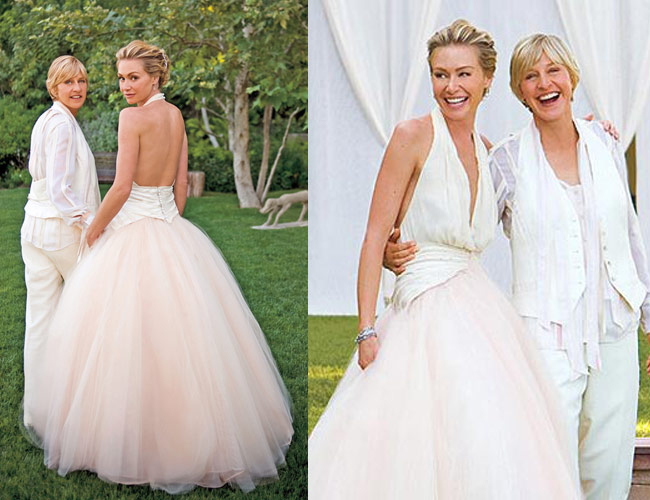 10 Memorable Celebrity Weddings