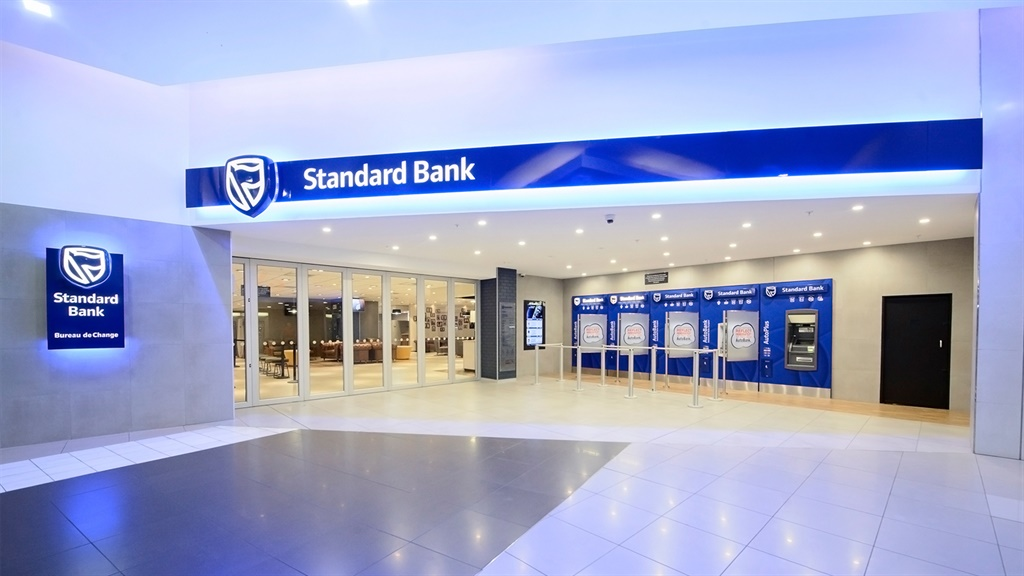 Standard Bank is closing more than 100 branches - here's the full list