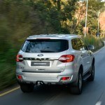 Ford Expands Everest Range With New Xlt 4x4 Model Wheels