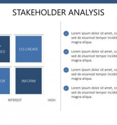 stakeholder analysis powerpoint template [ 1200 x 675 Pixel ]