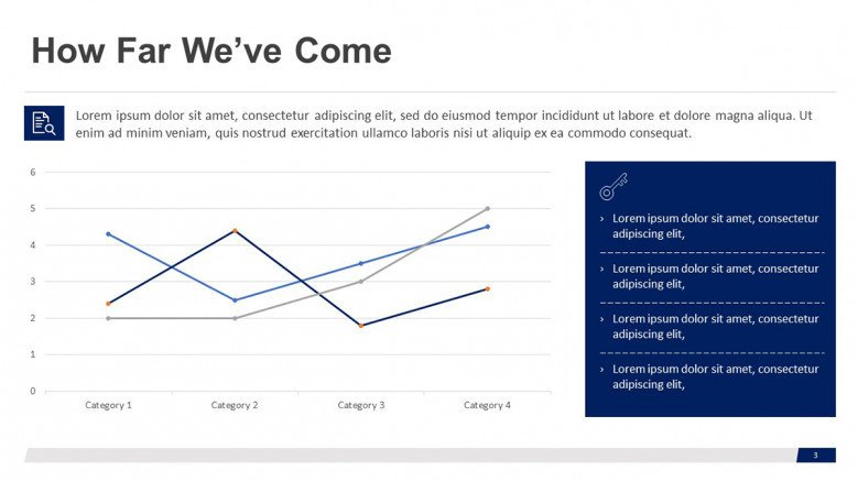 Quarterly Business Review Template Free Powerpoint Template