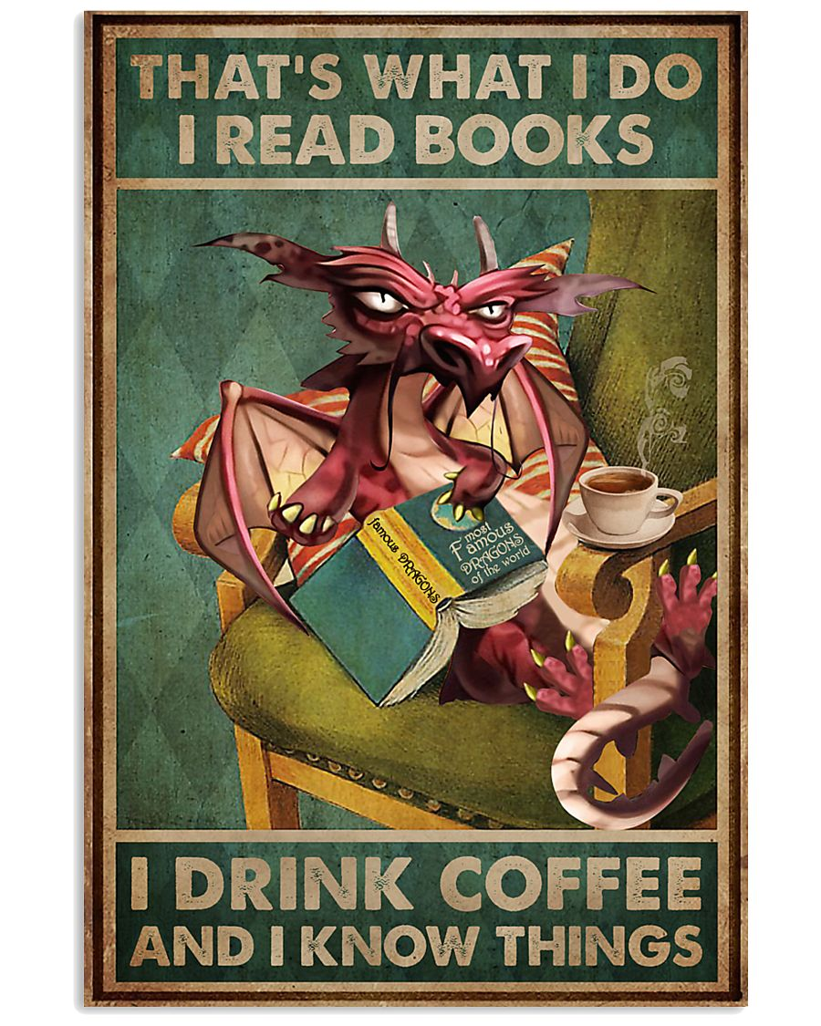 Dragon Coffee : dragon, coffee, Books, Drink, Coffee, Dragon