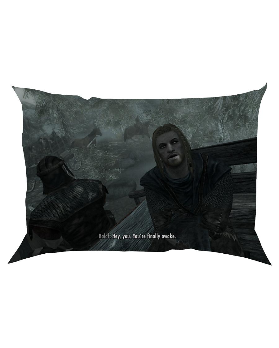 Hey You You Re Finally Awake Pillow : finally, awake, pillow, You're, Finally, Awake, Pillow