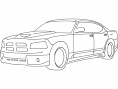 Car Dxf Files Free, 103 Files in .DXF Format Free Download