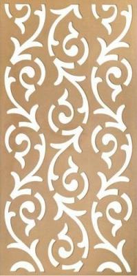 MDF Decorative Grill dxf File Free Download