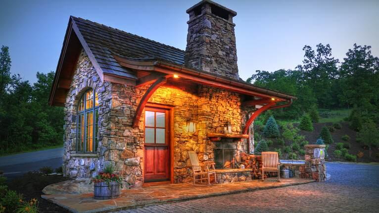 Blue Ridge Mountain Club Cottage Boone North Carolina