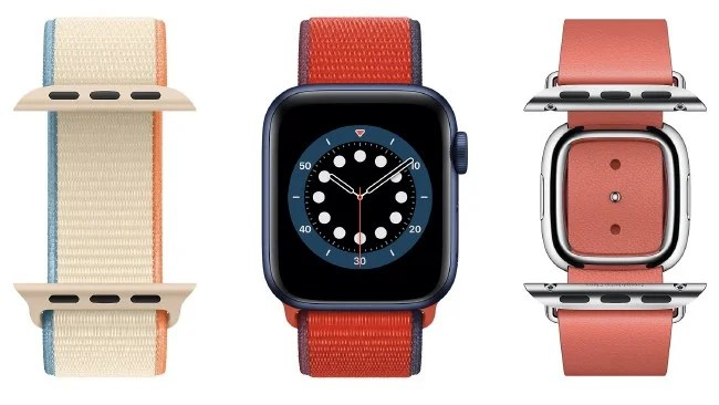 Pulseiras Apple Watch Series 6