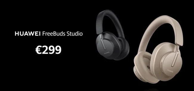 Huawei FreeBuds Studio preço