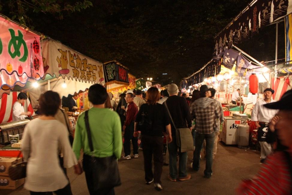 「大阪造幣局 桜の通り抜け、屋台情報」の画像検索結果