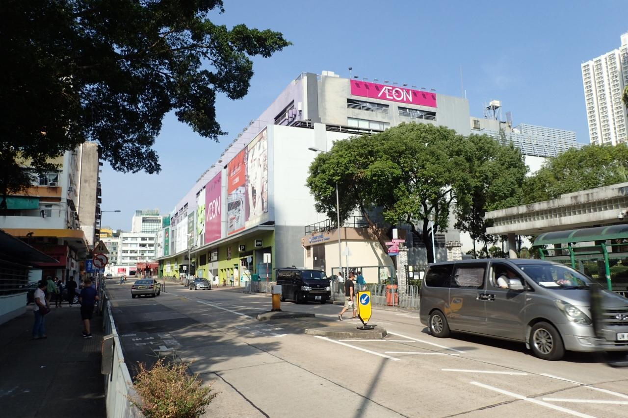 『多彩な景観が凝縮された香港を楽しもうということで西貢からの離島めぐりや九龍城の街歩きなどしてみ ...