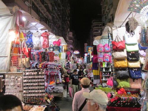 『香港の女人街』香港(香港)の旅行記・ブログ by 中國の風景さん【フォートラベル】