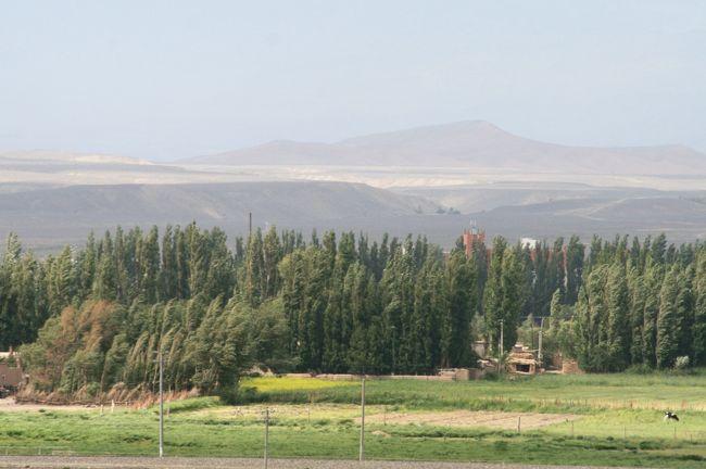 『2009夏,中國旅行記17(34)6月25日(8):トルファンからウルムチへ,天山山脈,ウルムチで泊ったホテル ...