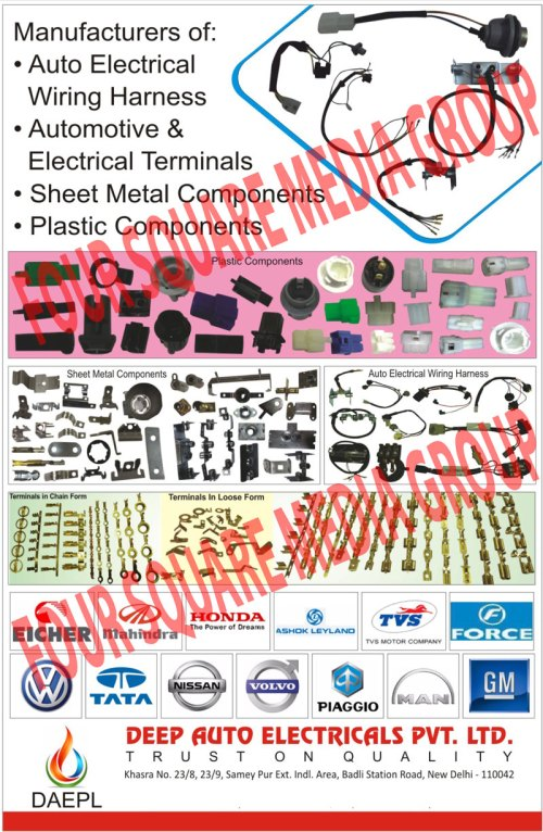 small resolution of automotive wiring harness automotive sheet metal terminals automotive plastic moulding components wiring harness